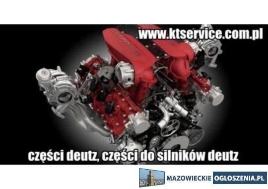 Części do silników Deutz ktservice.com.pl, silniki, serwis
