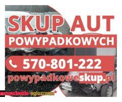 Skup uszkodzonych aut - Skup samochodów uszkodzonych,samochodów niesprawnych